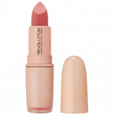 Помада для губ MakeUp Revolution Iconic Matte Nude Revolution Lipstick Lust, розовый NEW: фото