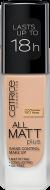 Основа тональная CATRICE All Matt Plus Shine Control Make Up 027 Amber Beige ванильный