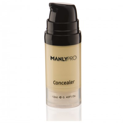 Консилер для области глаз Manly Pro светло-желтый КК02: фото
