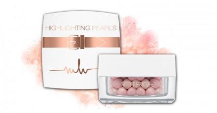 Catrice Хайлайтер Marina Hoermanseder Highlighting Pearls C01: фото