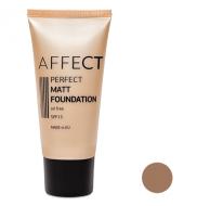 Тональный крем матирующий Perfect Matt Foundation SPF 15 Oil Free Affect F-0006: фото