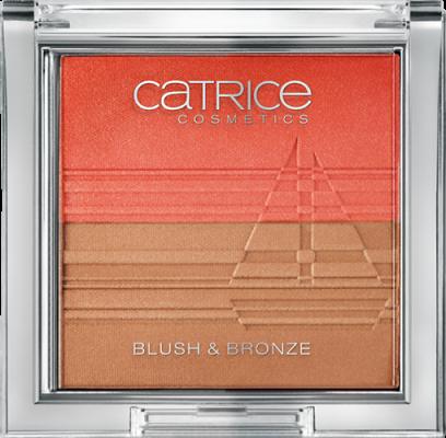 Румяна и бронзер Travelight Story Catrice C01: фото