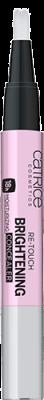 Консилер с кисточкой Re-Touch Brightening Concealer Сatrice 010 высветляющий: фото