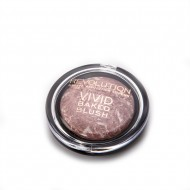 Румяна Makeup Revolution Baked Blusher Hard Day: фото