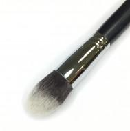 Кисть для нанесения тонального крема и минеральной косметики MAKE-UP-SECRET 746 (нейлон): фото