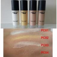 Крем тональный перламутровый Make up Secret Pearl Cream PC01 Серебро: фото