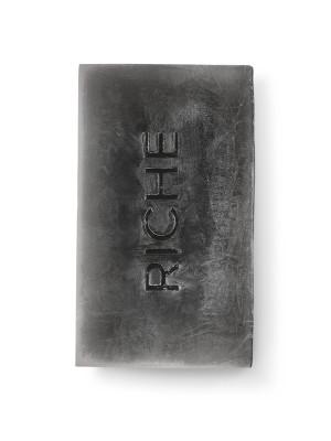 Натуральное detox-мыло с черной глиной Riche Cosmetics хит 110 гр: фото