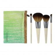 Набор кистей для макияжа Five Piece Travel Set EcoTools: фото