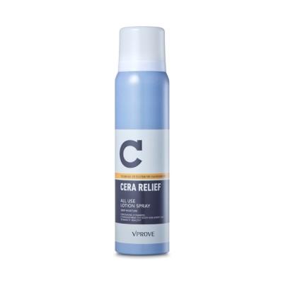 Лосьон-спрей универсальный VPROVE Cera Relief, увлажняющий, 130мл: фото