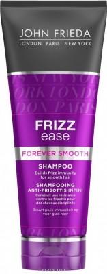 Шампунь для гладкости волос длительного действия против влажности John Frieda Frizz Ease FOREVER SMOOTH 250 мл: фото