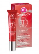 Крем-лифтинг для век и губ Dermacol BT Cell eye & lip intensive lifting cream: фото
