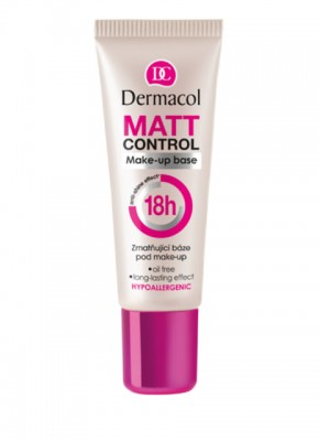 База под макияж Dermacol Matt control make-up base: фото