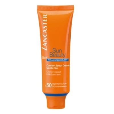 Крем-комфорт Lancaster Sun Beauty Care сияющий загар spf50 50 мл: фото