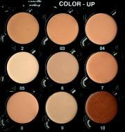 Палитра 9 корректор камуфляж Cinecitta Palette 9 camouage color up: фото