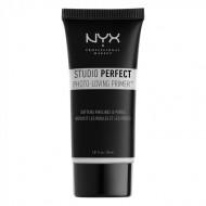 Основа под макияж NYX PROFESSIONAL MAKEUP STUDIO PERFECT PRIMER - CLEAR 01: фото
