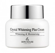 Осветляющий крем против пигментации кожи лица THE SKIN HOUSE Crystal whitening plus cream 50г: фото