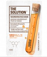 Маска для лица питательная ТHE FACE SHOP The Solution Nourishing Face Mask: фото