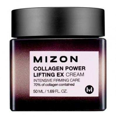 Крем-лифтинг коллагеновый MIZON Collagen Power Lifting EX Cream: фото
