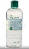 Очищающая вода TONY MOLY The tea tree no wash cleansing water 300 мл: фото