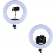 Кольцевая светодиодная лампа Yidoblo FS-390 LL белая