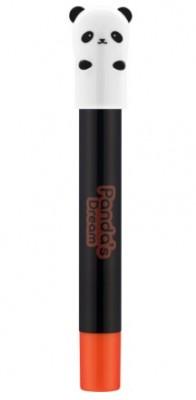 Помада-карандаш стойкая TONY MOLY Panda's dream glossy lip crayon 01 Hey Orange: фото