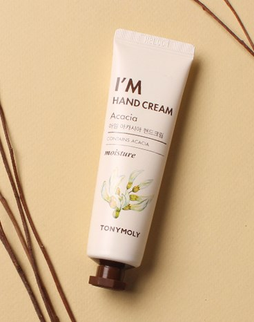 Крем для рук TONY MOLY I'm acaсia hand cream 30 мл: фото
