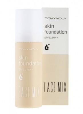 Тональная основа TONY MOLY Face mix skin foundation №23: фото