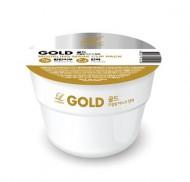 Альгинатная маска с золотом LINDSAY Gold disposable modeling mask cup pack 28 г.: фото