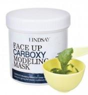 Альгинатная маска LINDSAY Faceup carboxy modeling mask pack (zipper): фото