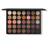 Палетка теней MORPHE 35W - 35 COLOR WARM EYESHADOW PALETTE: фото