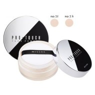 Пудра Рассыпчатая MISSHA Pro-Touch Face Powder SPF15 №23 14г: фото