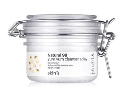 Средство для очищения кожи лица SKIN79 Natural 98 yum yum cleanser adlay 100г: фото
