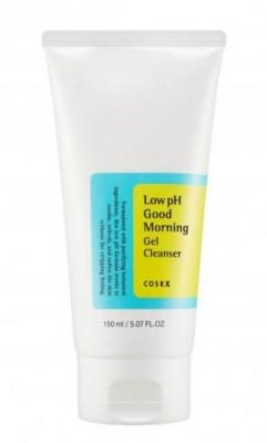 Гель-пенка для проблемной кожи с BHA-кислотами COSRX Good Morning Low-pH Cleanser 150мл: фото