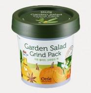 Глиняная маска с овощным комплексом OTTIE Garden Salad Grind Pack 100мл: фото
