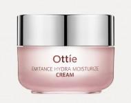 Увлажняющий крем для лица с гиалуроновой кислотой OTTIE Emitance Hydra Moisturize Cream 45мл: фото