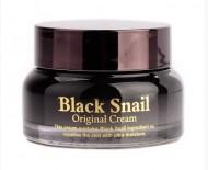 Крем для лица с муцином черной улитки SECRET KEY Black Snail Original Cream: фото