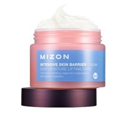Крем для интенсивной защиты кожи MIZON Intensive Skin Barrier Cream: фото