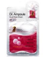 Маска-лифтинг двухфазная ETUDE HOUSE Dr.Ampoule Dual Mask Sheet Lifting Care: фото
