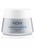 Крем против морщин и для упругости для нормальной и комбинированной кожи VICHY LiftActiv Supreme 50мл: фото