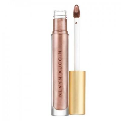 Блеск для губ Kevyn Aucoin The Molten Lip Color - Molten Metals Liquid Lipstick Titanium: фото