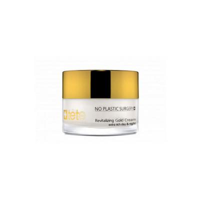 Омолаживающий крем TETе COSMECEUTICAL Revitalizing Gold Cream 50 мл: фото