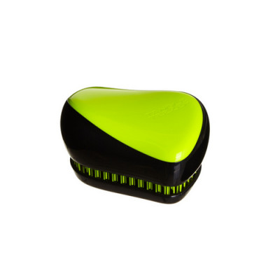 Расческа TANGLE TEEZER Compact Styler Yellow Zest желтый: фото