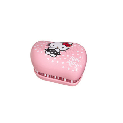 Расческа TANGLE TEEZER Compact Styler Hello Kitty Pink розовый: фото