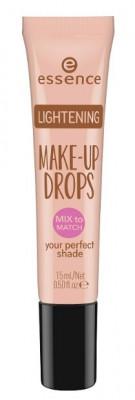 Корректор цвета тональной основы ESSENCE Make-up Drops lightening: фото