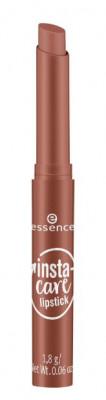 Губная помада ЕSSENCE Insta-Care 01 коричневый нюд: фото