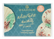 Хайлайтер в бумажных лепестках ЕSSENCE Аdventure awaits: фото