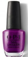 Лак для ногтей OPI HOL18 Nail Lacquer Berry Fairy Fun HRK08: фото