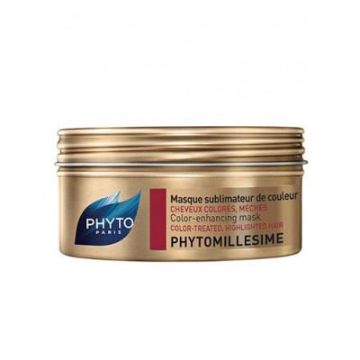 Маска для окрашенных волос PHYTOSOLBA Phytomillesime 200 мл: фото