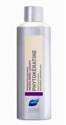 Шампунь восстанавливающий PHYTOSOLBA Phytokeratine 200 мл: фото