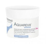 Крем интенсивный ночной увлажняющий Noreva Aquareva 50 мл: фото
